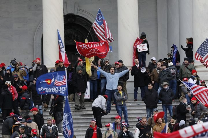 Premier Kenney, Alberta's Opposition leader condemn storming of U.S. Capitol by Trump supporters