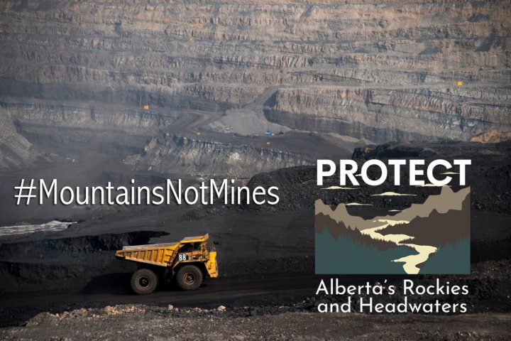 Public opposition growing: Petitions against Alberta coal mines top 100K signatures