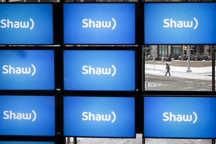 Shaw Communications reports $163M Q1 profit, up from $162M a year ago