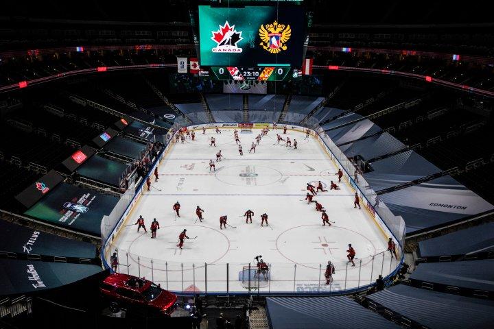 'Tremendous' World Juniors 50/50 support means money for Alberta Hockey program development
