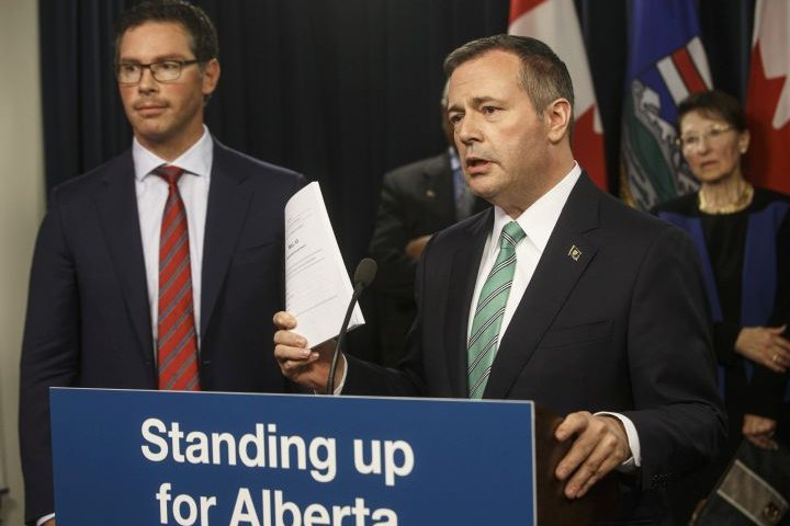 Alberta's premier, jobs minister to update COVID-19 business supports Wednesday