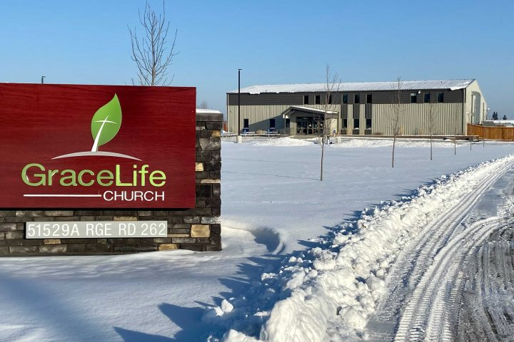 Alberta RCMP furthering investigation because GraceLife Church is still breaking COVID-19 rules