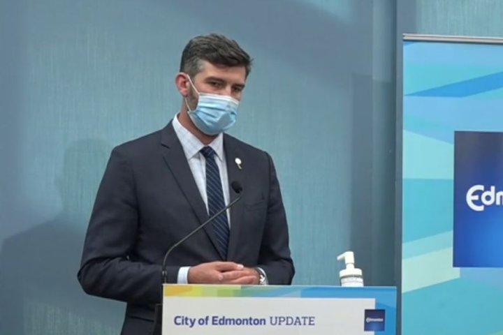 Alberta budget: Edmonton mayor keeping an eye on jobs, infrastructure promises, homelessness