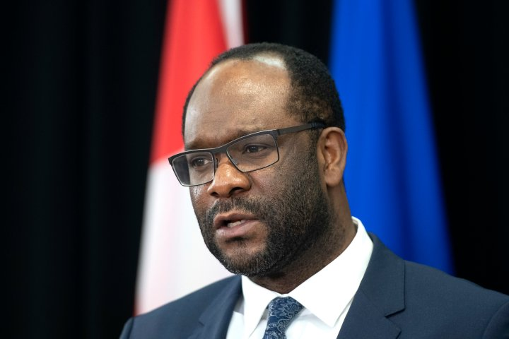Alberta justice minister blasts feds' attempt to repeal mandatory minimum sentences for some firearms offences