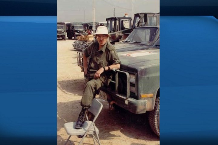 Alberta veteran recalls his experience 30 years after the Gulf War