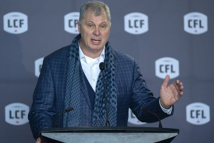 CFL commissioner slated to attend CFL Players' Association's virtual AGM