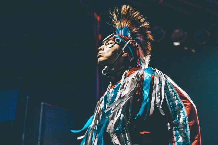 Edmonton's new Indigenous artist-in-residence fuses cultural traditions with love for hip hop