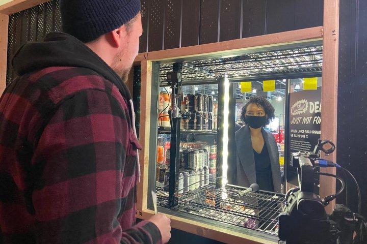 Edmonton campaign plants actors in liquor stores to help educate against theft