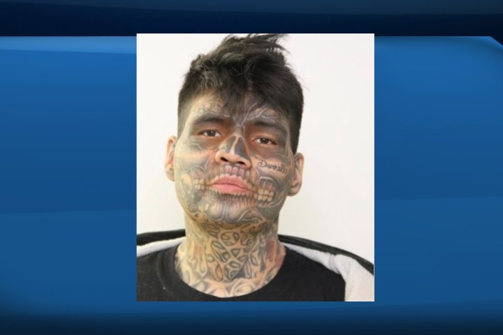 Edmonton police search for dangerous offender who could be heading to Saskatchewan