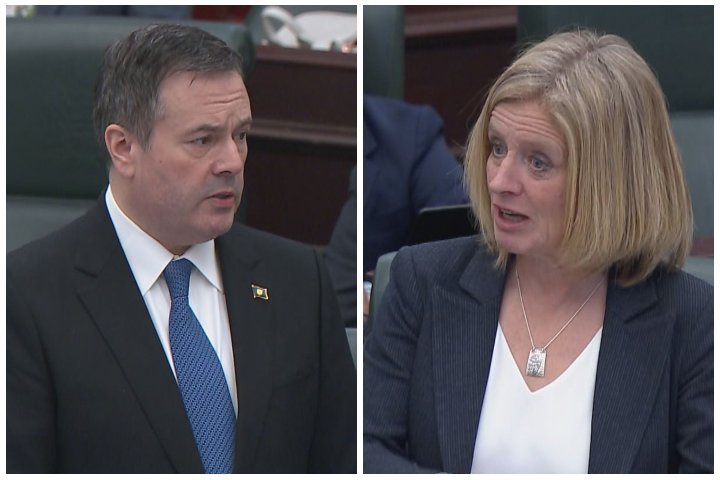 Government, not businesses, should enforce COVID-19 restrictions: Notley