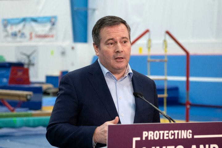 Kenney says no new taxes as Alberta preps for another tough times pandemic budget