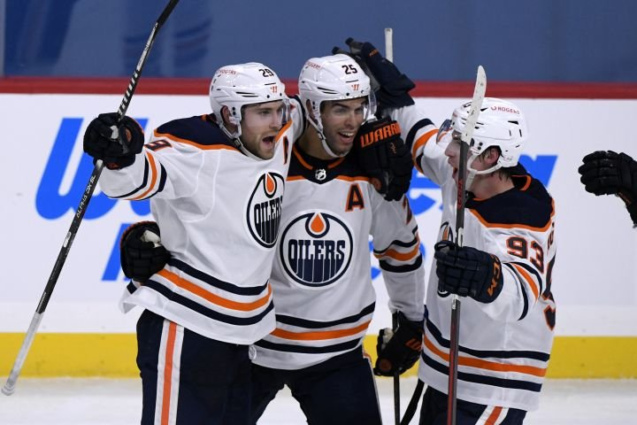 Surging Edmonton Oilers clicking again on power play