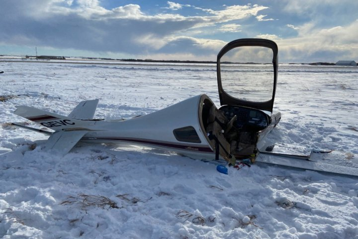 Transportation Safety Board investigating after plane crashes near Fort Saskatchewan