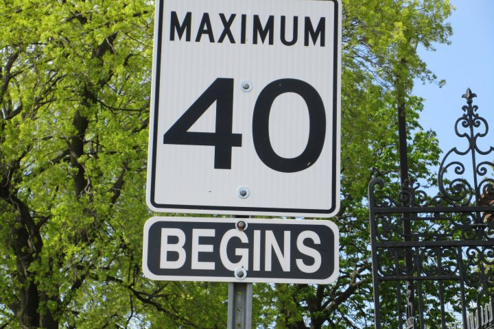 Where are speed limits changing in Calgary? Finalized maps now available