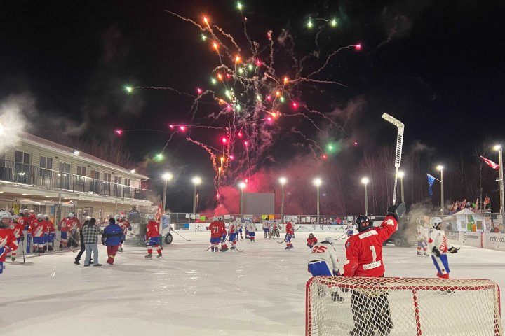 World's Longest Hockey Game wraps up east of Edmonton after 252 hours