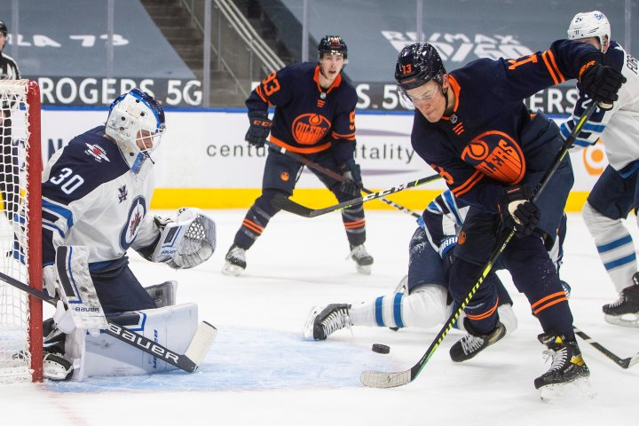 Edmonton Oilers and Winnipeg Jets rested for rematch