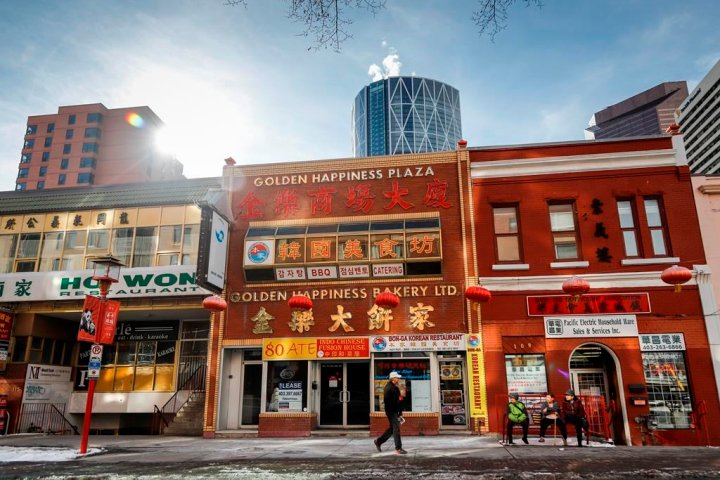 Calgary among six Canadian Chinatowns to call for post-pandemic supports