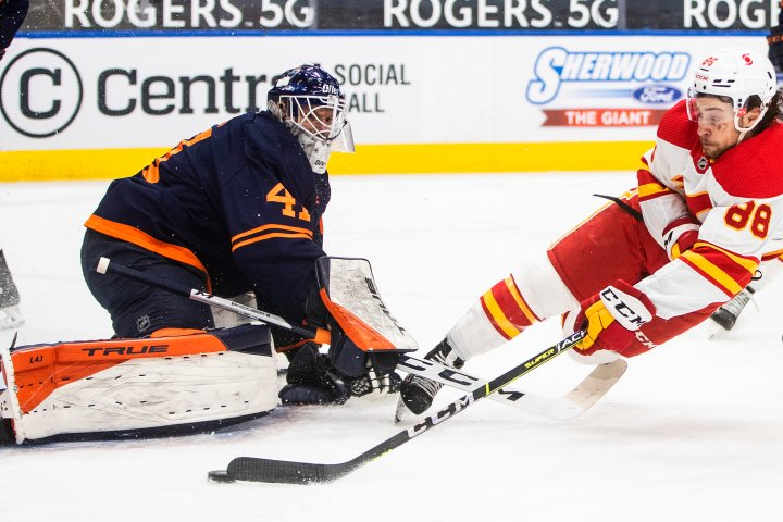 Edmonton Oilers fall to Calgary Flames