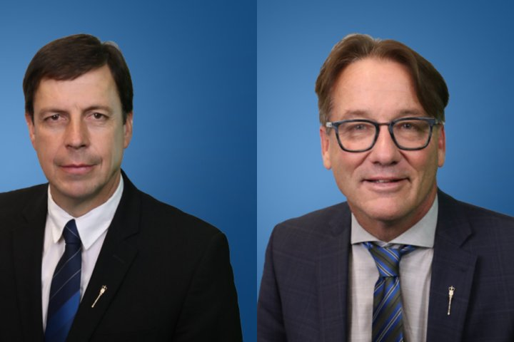 Alberta MLAs Todd Loewen, Drew Barnes booted from UCP caucus after emergency meeting