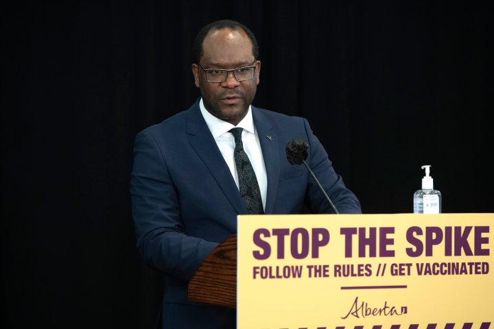 Alberta justice minister says Opposition, Ottawa, media 'looking for' COVID-19 disaster