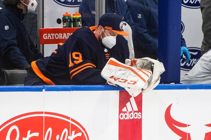 Canucks score early and often to take down Edmonton Oilers