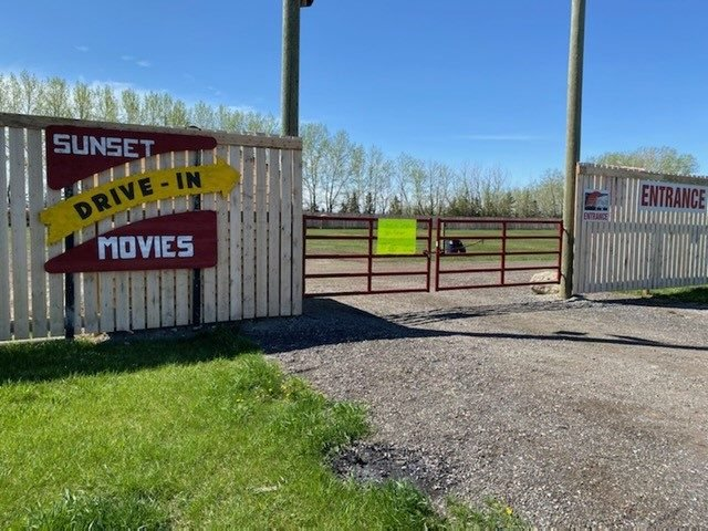 Drive-in movies on Tsuut'ina Nation will resume despite restrictions while High River drive-in must close