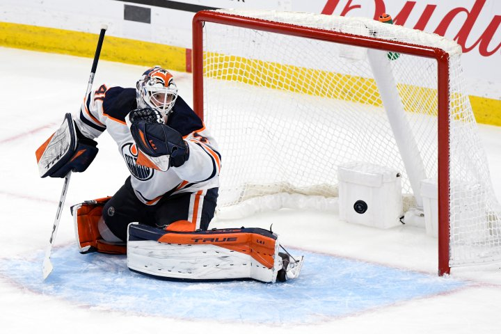 Edmonton Oilers 'looking for redemption' after Game 3 collapse