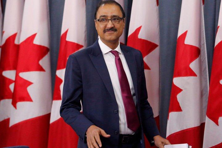 Former councillor, MP Amarjeet Sohi announces Edmonton mayoral campaign