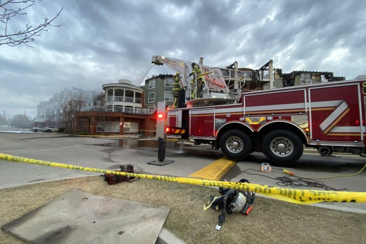 Investigation reveals where, but not how fire started at St. Albert seniors residence