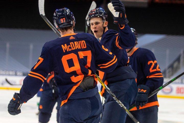 Jesse Puljujarvi aims to keep firing away for Edmonton Oilers