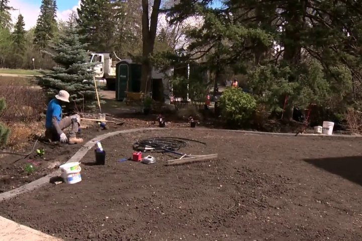 Stay-at-home summers spur Edmonton landscaping boom