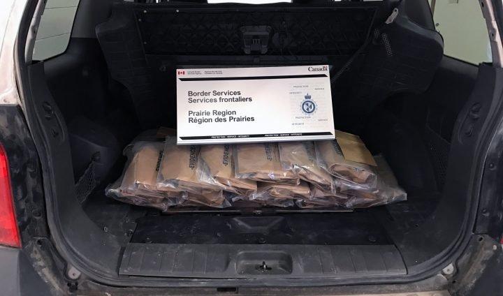 Alberta man sentenced 8.5 years for record drug bust at southern Alberta border