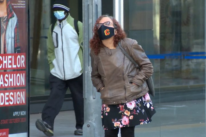 COVID-19: Calgary mask bylaw getting another look ahead of Stage 3 reopening