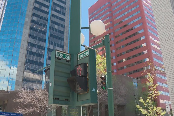 City launches strategy to bring life back to Edmonton's downtown