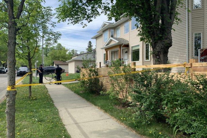 Edmonton police investigate suspicious death after man in 'medical distress' found in Ritchie
