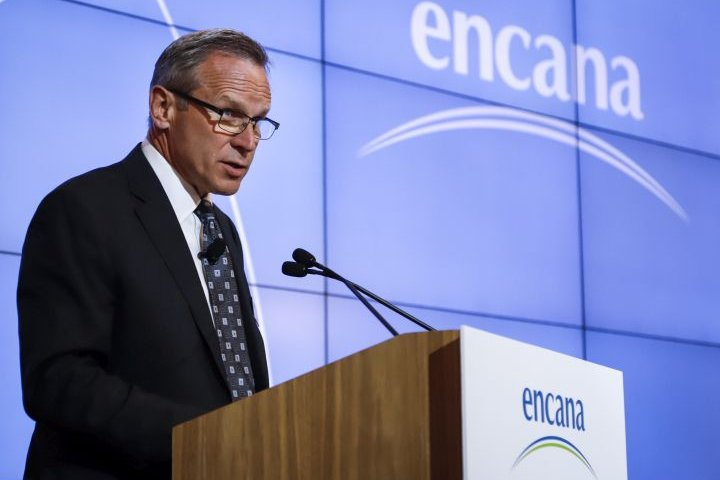 Executive behind renaming and relocation of Encana set to retire in August