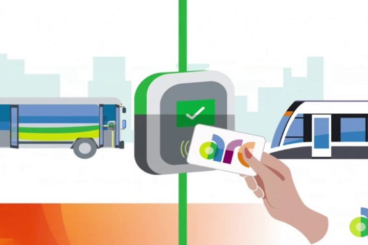 Going digital: Edmonton reveals Arc card smart fare transit payment system