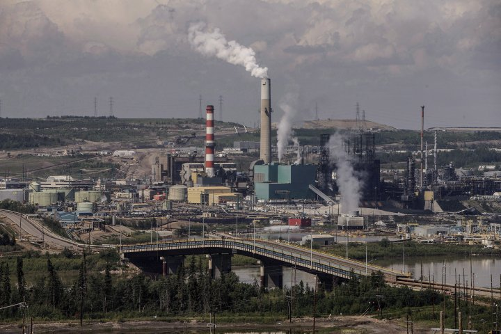 Several Canadian oilsands operators commit to become net zero emitters by 2050
