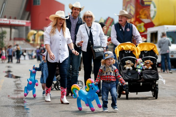 71 COVID-19 cases linked to Calgary Stampede — but expert says that may be an underestimate