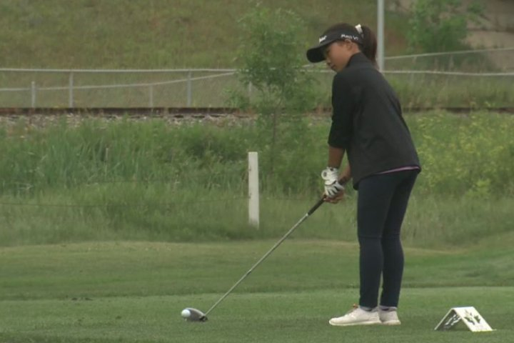Alberta golfer showcases phenomenal talent at Canadian Junior Girls Championship