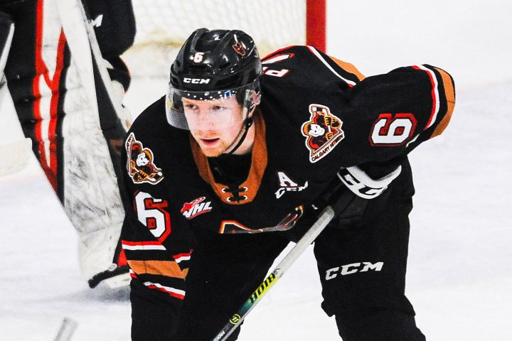 Calgary Hitmen player Luke Prokop comes out as gay in Twitter statement
