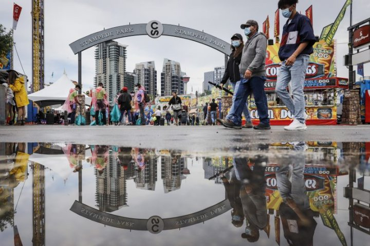 Calgary live events industry reflects on Calgary Stampede