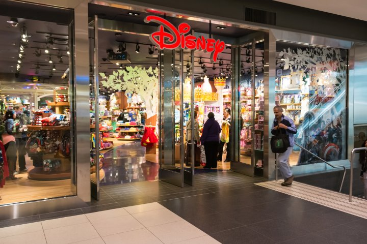 Disney to close most of its Canadian stores by Aug. 18. Here's where they're located