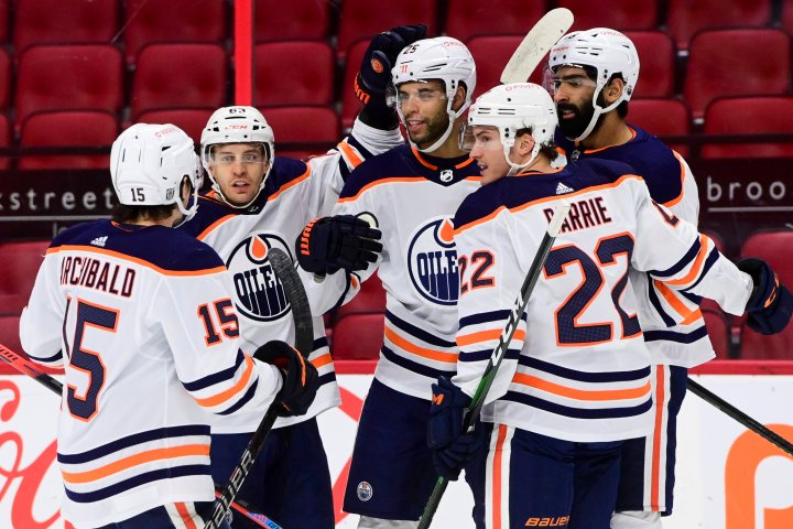 Edmonton Oilers release protection list ahead of expansion draft