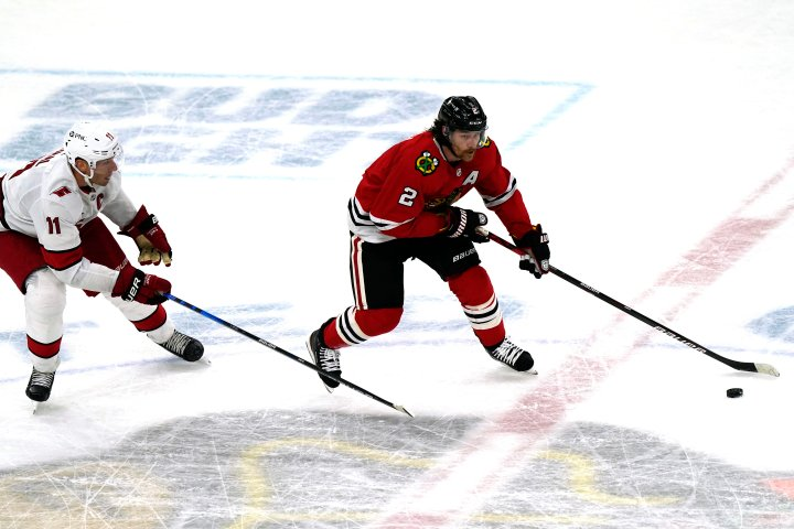 Edmonton Oilers reportedly acquire Duncan Keith from Chicago Blackhawks