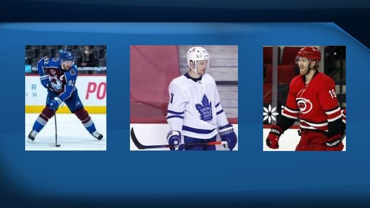 Feisty forwards, lots of talent to be found in NHL free agency