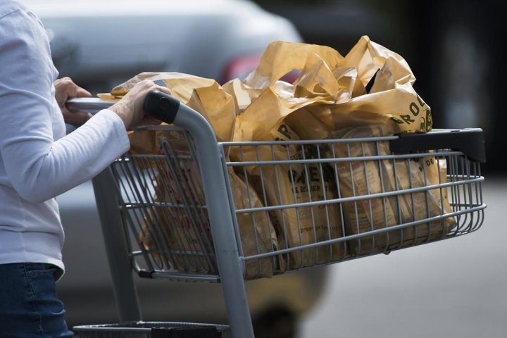 Peanut butter to produce: Canadian families are paying more to fill their grocery carts