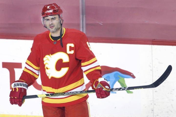 Seattle Kraken select Calgary Flames captain Mark Giordano in expansion draft