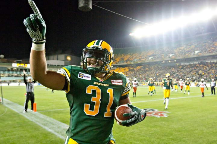 Veteran Canadian RB Calvin McCarty comes out of retirement to sign with Calgary Stampeders