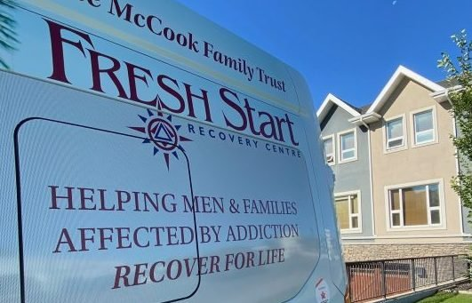 Calgary addiction recovery centre seeks to expand, reports growing waitlist for services